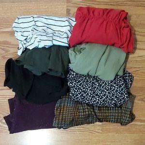 8 shirt bundle